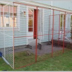 Outdoor Pet Fence Ideas