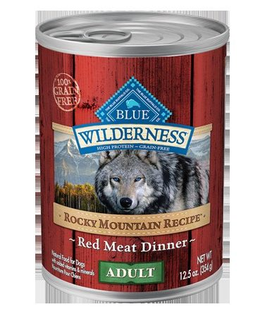 Blue Buffalo Dog Food Recall Event Number 2 of March 2017 – PetsOnBoard.com